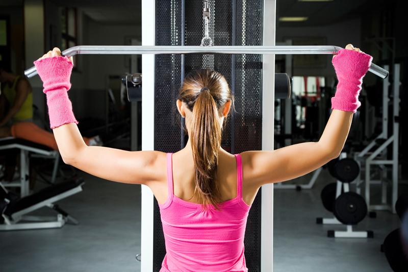 Women And Weight Training
